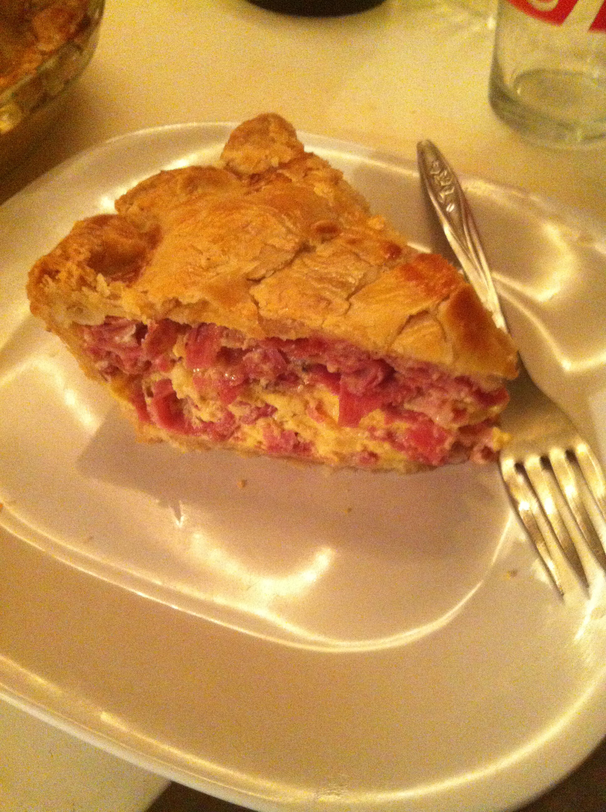Easter Pie Slice