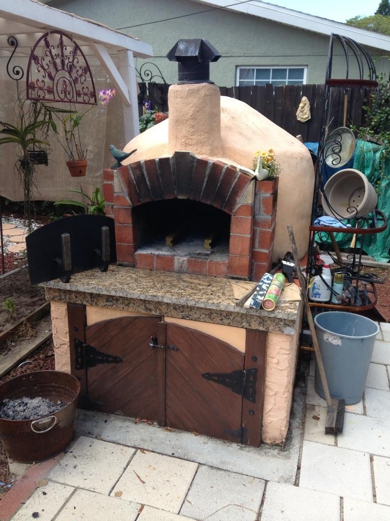 Home Brick Oven